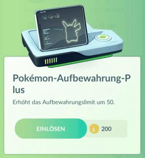 Kurzinfo: Niantic erweitert Pokémon-Box auf 2000 Plätze! 12