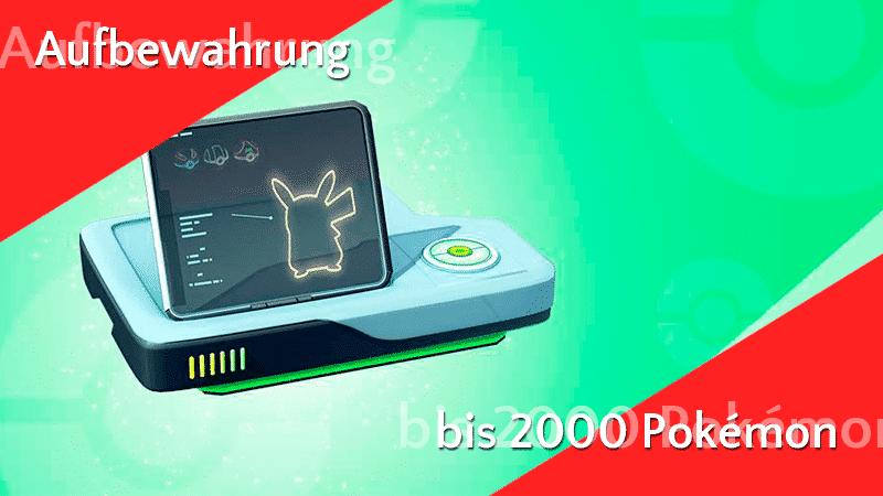 Kurzinfo: Niantic erweitert Pokémon-Box auf 2000 Plätze! 11
