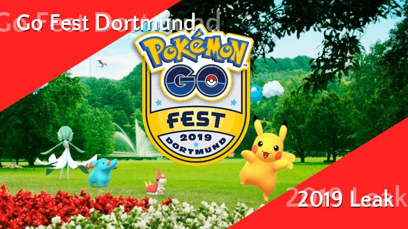 Leak - Pokémon GO Fest in Dortmund 13
