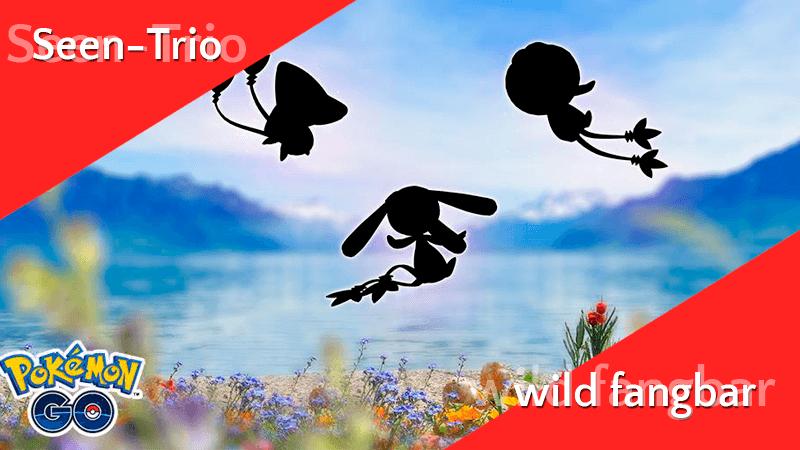 Legendäres Seen-Trio wild gesichtet! 11