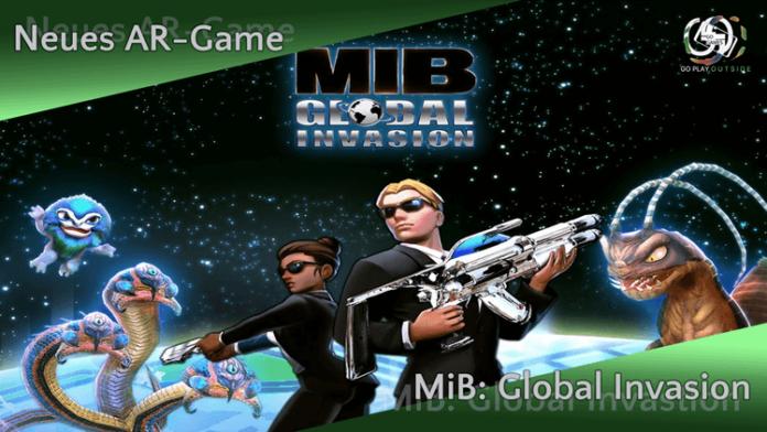 Men in Black: Global Invasion - das neue AR-Game von dem keiner weiß 1