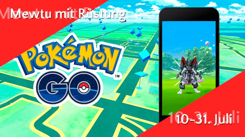 Mewtu mit Rüstung in Pokémon GO 11