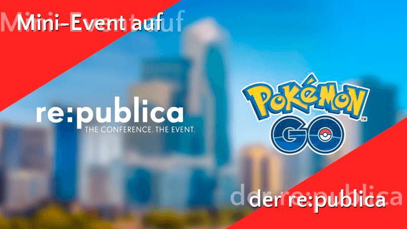 Mini-Event auf der Re:publica 2019 und Jetpack 9