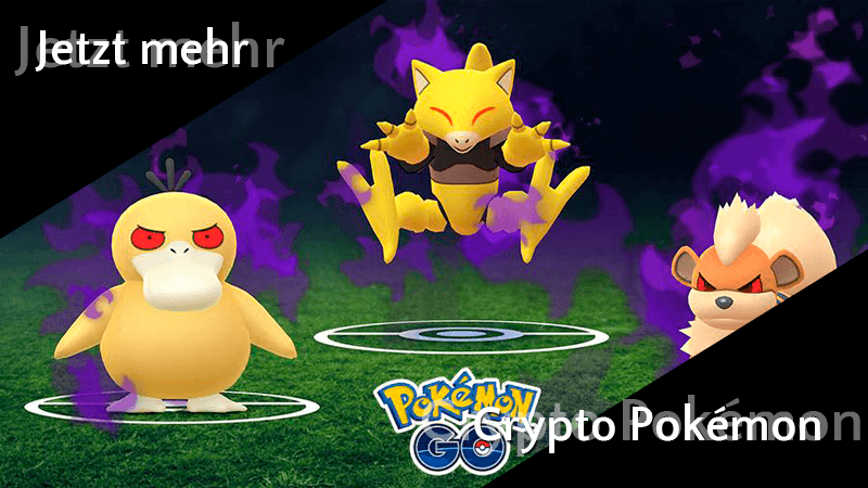 Neue Crypto-Pokémon 13