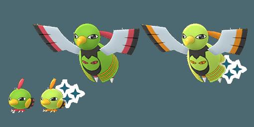 Neue Quests, silberne Sananabeere, Johto-Event, neue Shinys und Celebi 1