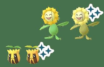 Neue Quests, silberne Sananabeere, Johto-Event, neue Shinys und Celebi 3