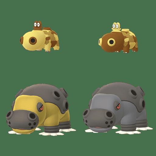 Neue Sinnoh-Pokémon, Lockmodule und Attacken 1
