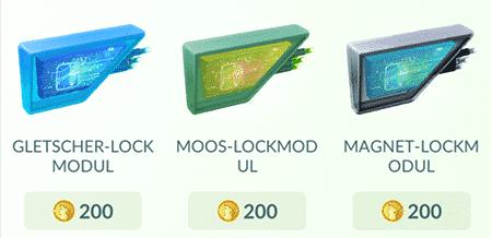 Neue Sinnoh-Pokémon, Lockmodule und Attacken 2