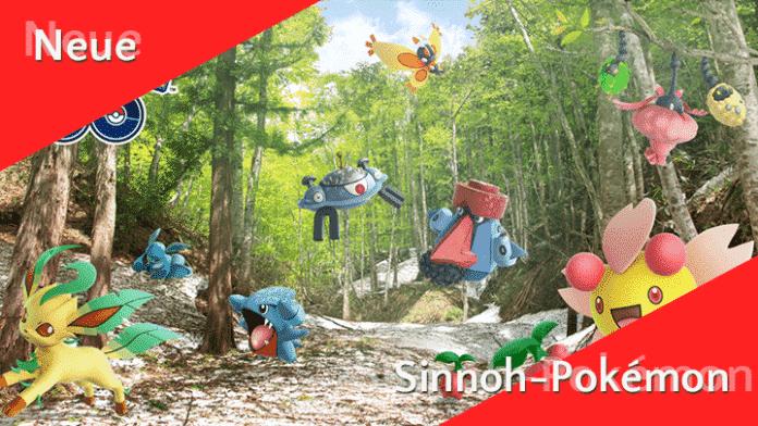 Neue Sinnoh-Pokémon, Lockmodule und Attacken 3