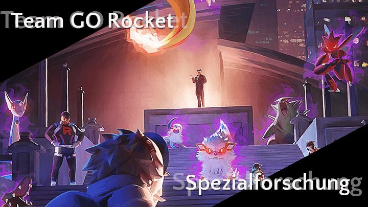 Neue Team Rocket Spezialforschung! 11
