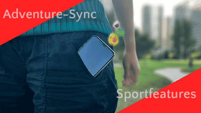 Neues Feature: Abenteuer- Sync 1