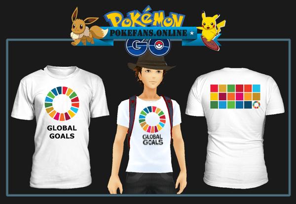 Neues kostenloses T-Shirt mit großer Message 3