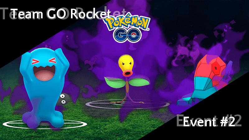 Neues Team GO Rocket Event und shiny Mauzi 9