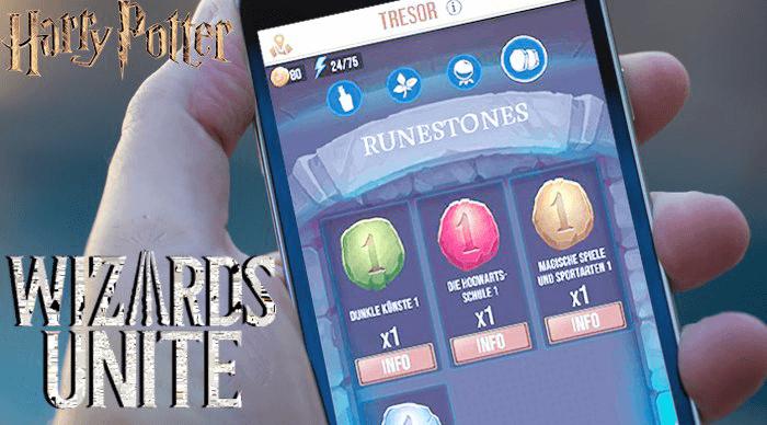 Neues Update 1331.0.0 bringt einige Neuerungen nach Harry Potter: Wizards Unite 11