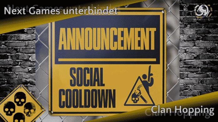 Next Games unterbindet Clan-Hopping 1