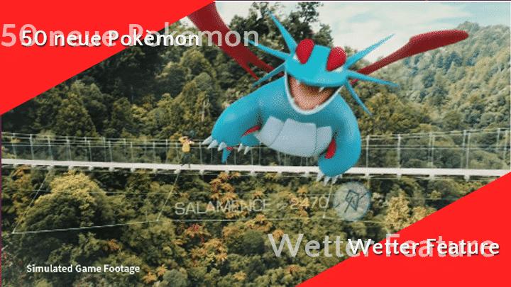 Niantic bestätigt: 50 Neue Pokémon noch diese Woche 8