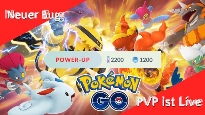Niantic bestätigt: PVP bringt neuen Bug - Pushen von Pokémon nicht möglich 1