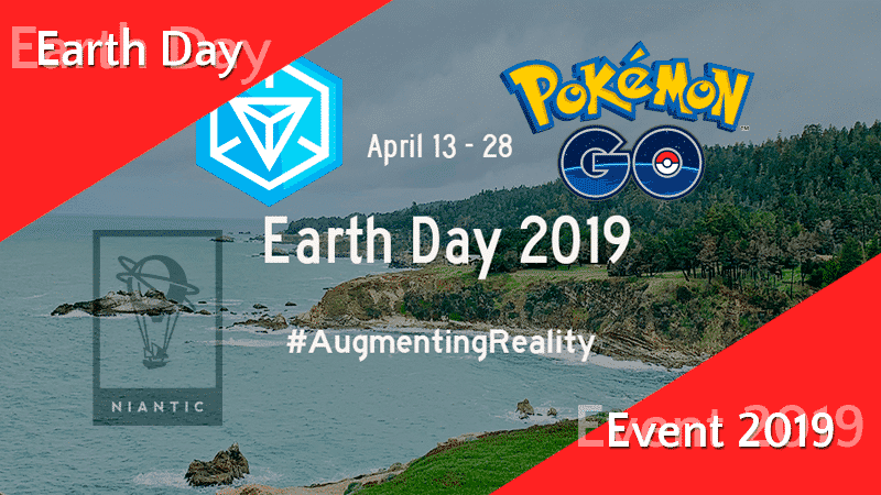 Niantic kündigt Earth Day Event 2019 an! 11