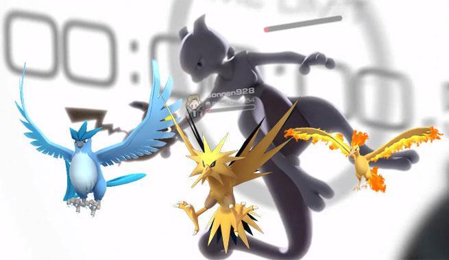 Niantic testet Legendäre Pokemon in San Francisco - LEGEN- Wait for it… 3