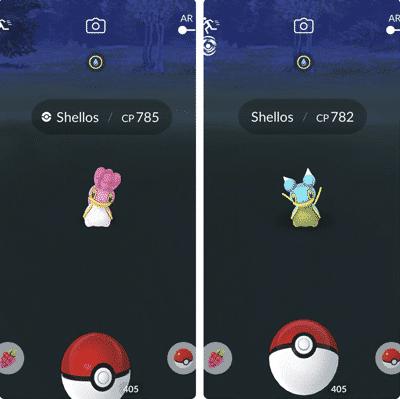 Niantic veröffentlich versehentlich neue Pokémon! 3