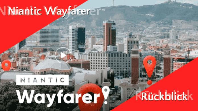 Niantic Wayfarer - Rückblick auf einen Monat 1
