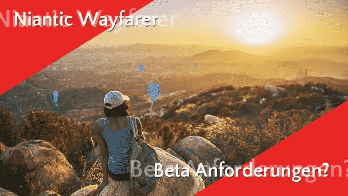 Niantic Wayfarer und mögliche Anforderungen 3