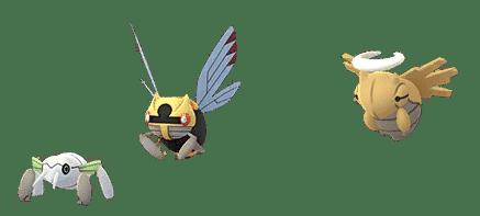 Ninjatom und shiny Raupy im November! 3