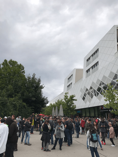 Erfahrungsbericht München/Oberhausen 2