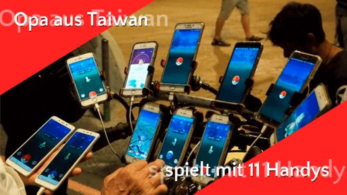 """Onkel Pokémon"" aus Taiwan 3"