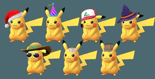 Pikachu mit Hut kehrt zurück! 1