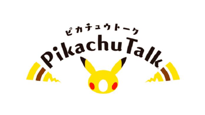 Pikachu Talk App in Japan angekündigt 2