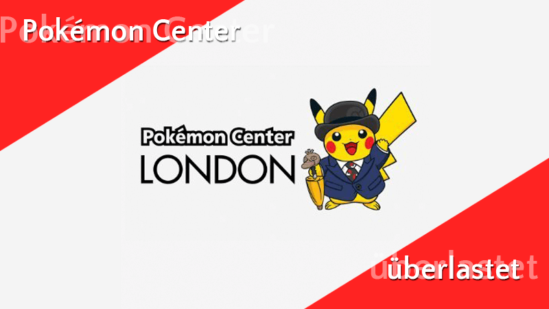 Pokémon Center in London überlastet 9