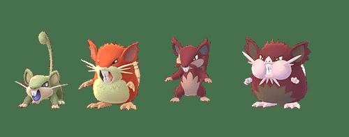 Pokémon Day 2019 Event mit neuen Shinys! 12