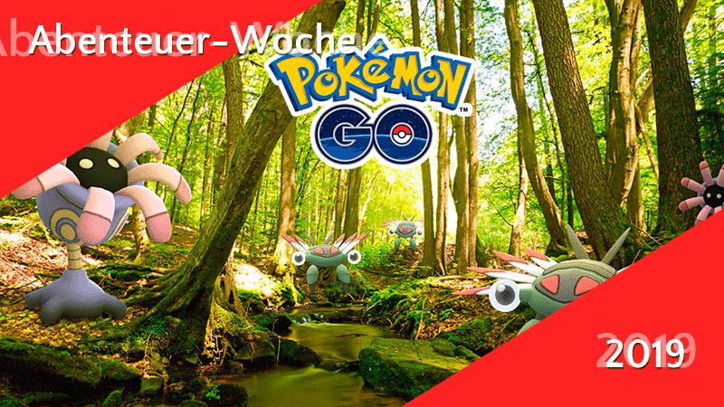 Pokémon GO Abenteuerwoche kehrt zurück! 11