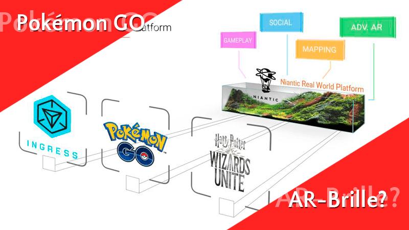 Pokémon GO bald über AR-Brille? 9