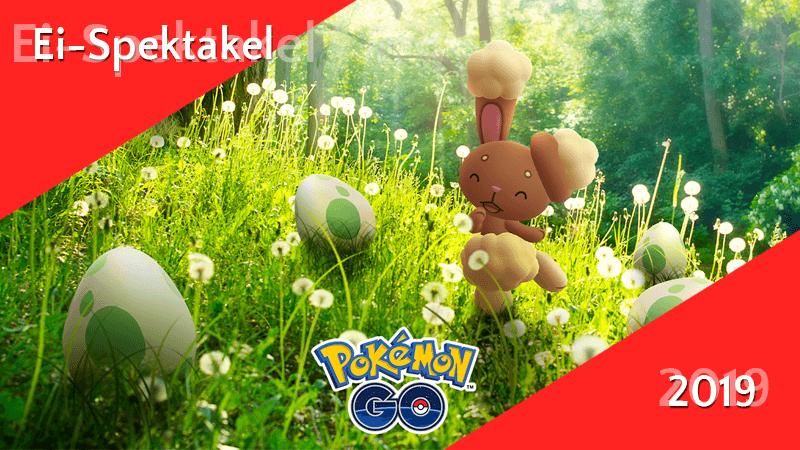 Pokémon GO Ei-Spektakel 2019 9