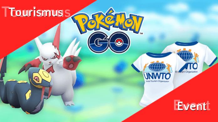 Pokémon GO Event zum Welttourismustag! 3