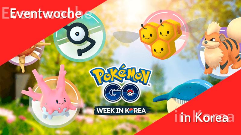 Pokémon GO Eventwoche in Korea mit neuem Shiny! 11