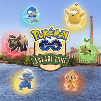 Pokémon GO Safari Zone in Brasilien! 2