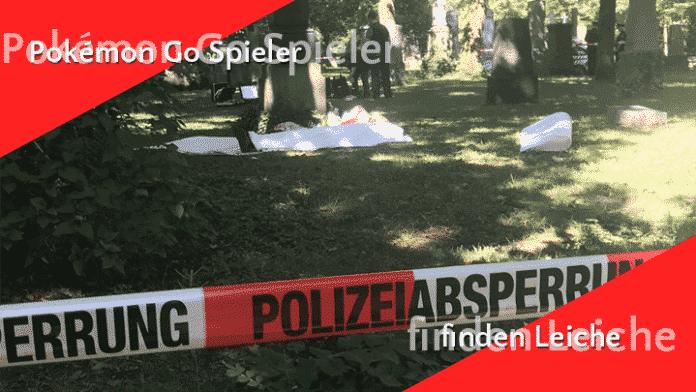 Pokémon Go Spieler finden Leiche auf Alten Nordfriedhof in München 1