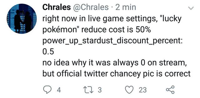 Pokémon GO Version 0.111.2 Datamine - Freunde sortieren, lucky Pokémon und mehr 16