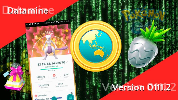 Pokémon GO Version 0.111.2 Datamine - Freunde sortieren, lucky Pokémon und mehr 9