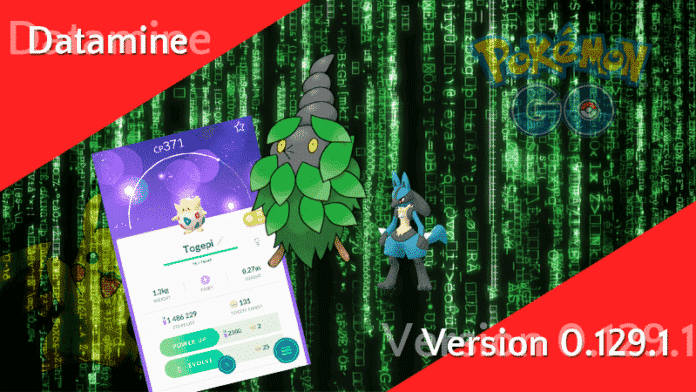 Pokémon GO Version 0.129.1 Datamine - Winter-Event, Burmy, Facebookfreunde 7