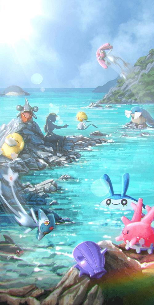Pokémon GO Version 0.147.0 Datamine - Crypto-Pokémon, Charme, GO Fest 1