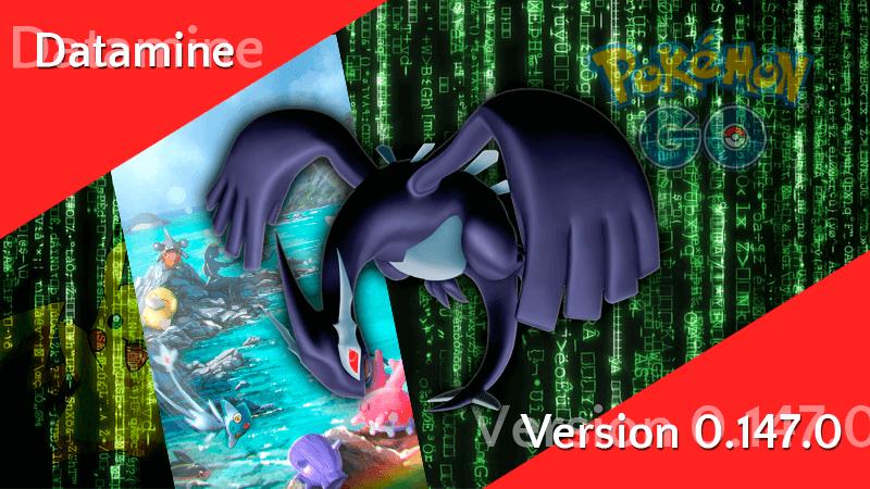 Pokémon GO Version 0.147.0 Datamine - Crypto-Pokémon, Charme, GO Fest 16