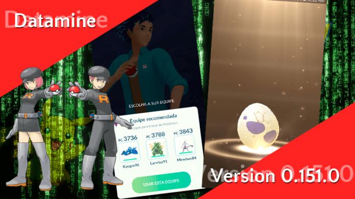 Pokémon GO Version 0.151.0 Datamine - Neue Crypto-Pokémon, Kostüme, 4