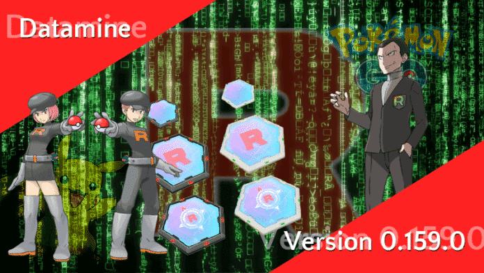 Pokémon GO Version 0.159.0 Datamine - Rocket Hauptquartier, Galarformen und mehr! 7