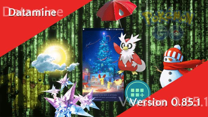 Pokémon Go Version 0.85.1 Datamine - Das steckt drin 8