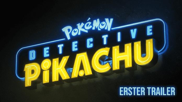 """Pokémon Meisterdetektiv Pikachu"": Erster Trailer zum Realfilm 1"