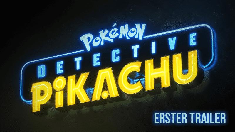 """Pokémon Meisterdetektiv Pikachu"": Erster Trailer zum Realfilm 14"